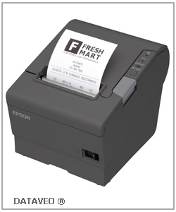 Citizen ct-s300 printer